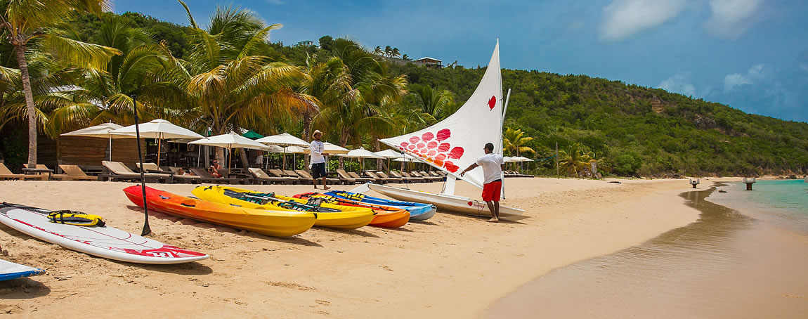 Water Sports - Recreation on Crocus Bay - Anguilla